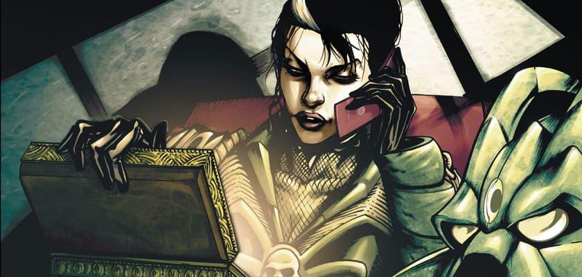 Valentina Allegra de Fontaine Powers, Enemies, History   Marvel