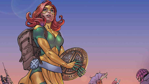 Image for Psych Ward: Jean Grey