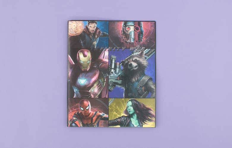 Avengers: Infinity War folder