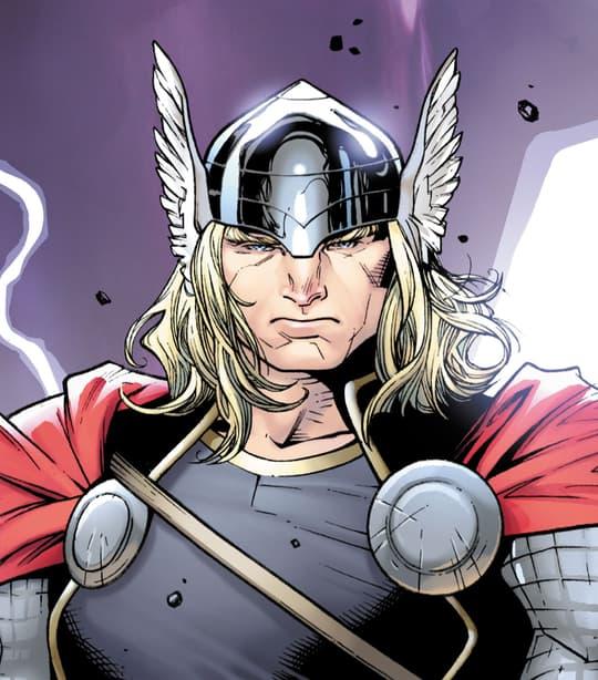 Thor Odinson Card