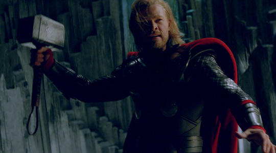 Thor & His Axe, Mjolnir