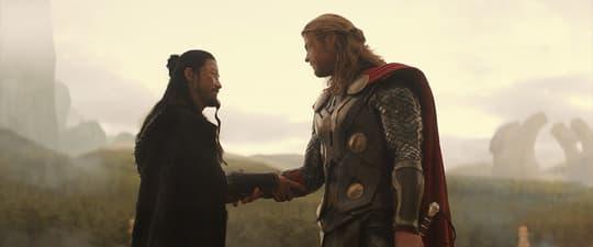 Thor & Hogun