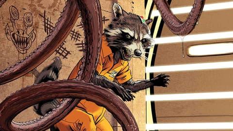 Image for Rocket: Behind Bars