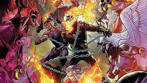 Image for Spirits of Vengeance: Divine Intervention