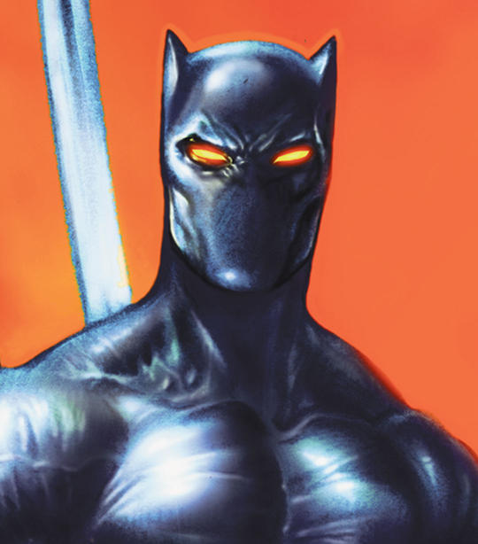 Black Panther Card
