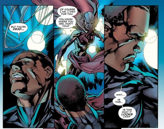 Black Panther & Shuri
