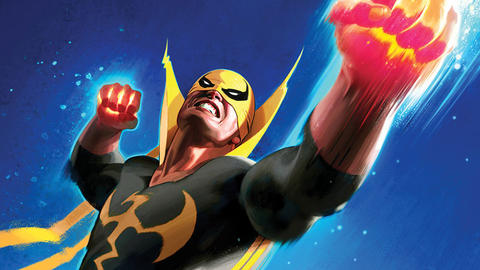 Image for Iron Fist Battles Seven Masters In New Solo Series