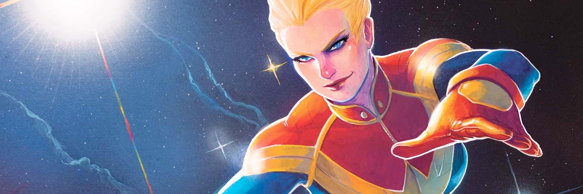 Captain Marvel (Carol Danvers) Powers, Abilities, Villains | Marvel