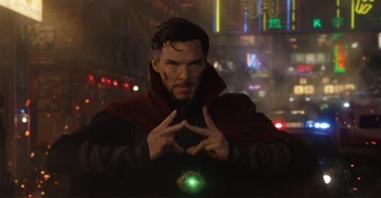 Doctor Strange (Stephen Strange) On Screen Powers, Enemies