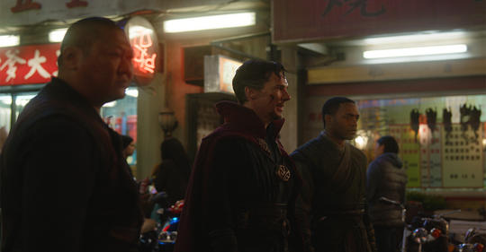 Doctor Strange (Stephen Strange) On Screen Powers, Enemies, History