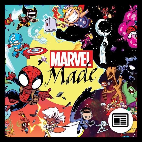 Marvel Insider Marvel Made Read the Announcement