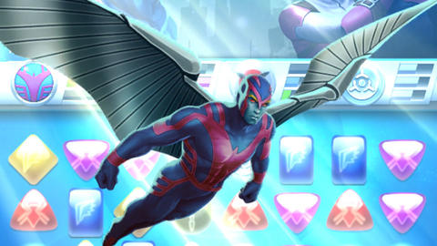 Image for Piecing Together Marvel Puzzle Quest: Angel & Archangel