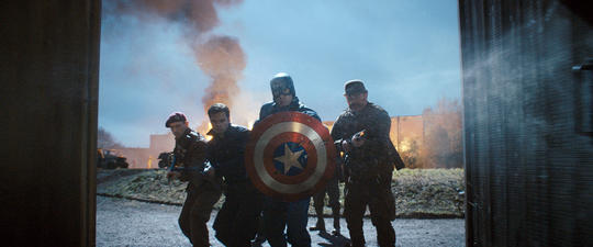 Bucky Barnes and The Howling Commandos