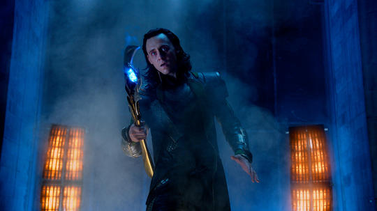 Distraught over his family falling apart and the impending war with Jotunheim, Loki chastised the Allfather into Odinsleep.