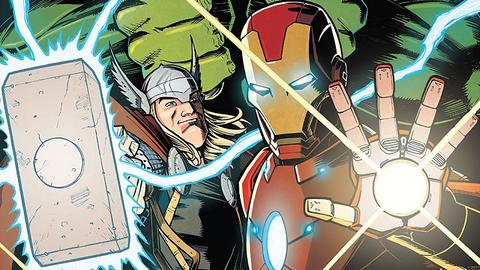 Image for Avengers: Back to Basics Comes to Comixology