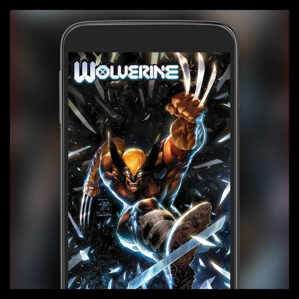 Marvel Insider Exclusive Digital Variant WOLVERINE (2020) #1 Cover By Philip Tan