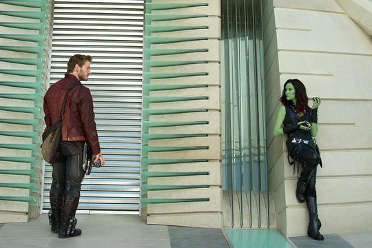 Gamora & Peter Quill's Relationship (Star-Lord)