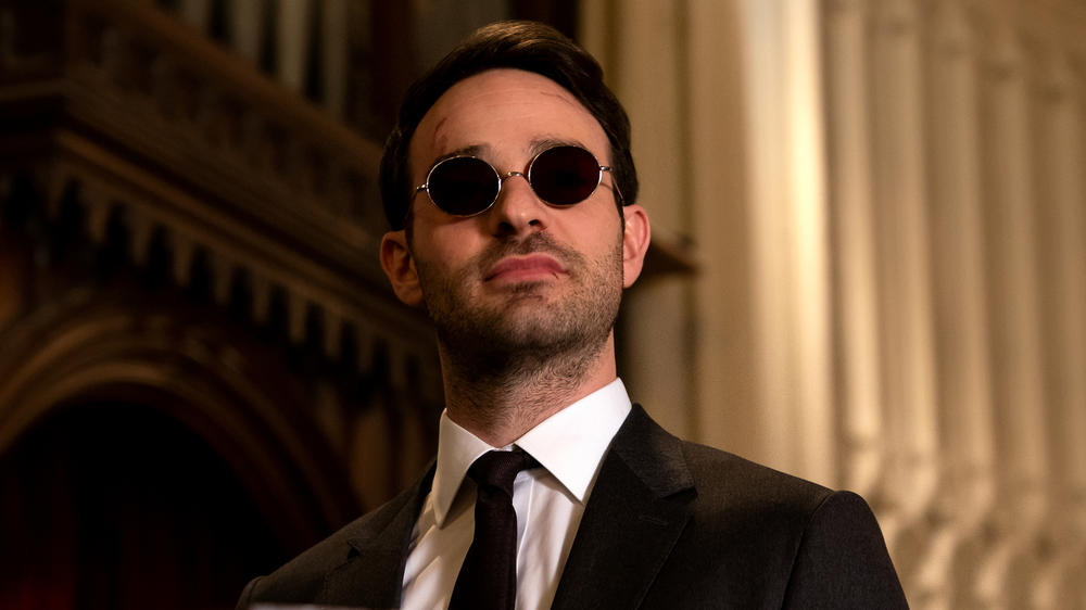 Charlie Cox as Matt Murdock in Marvel's Daredevil Season 3