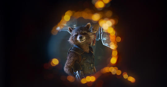 Rocket Raccoon & Baby Groot