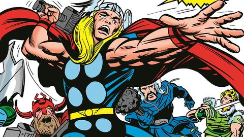 Image for Kirby 100: The Last Thor Stories