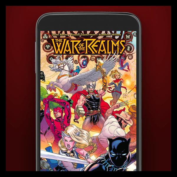 Marvel Insider War of the Realms