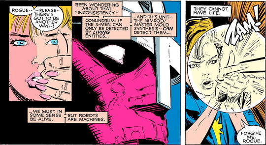 Rogue and The Nimrod/Master Mold Synthesis