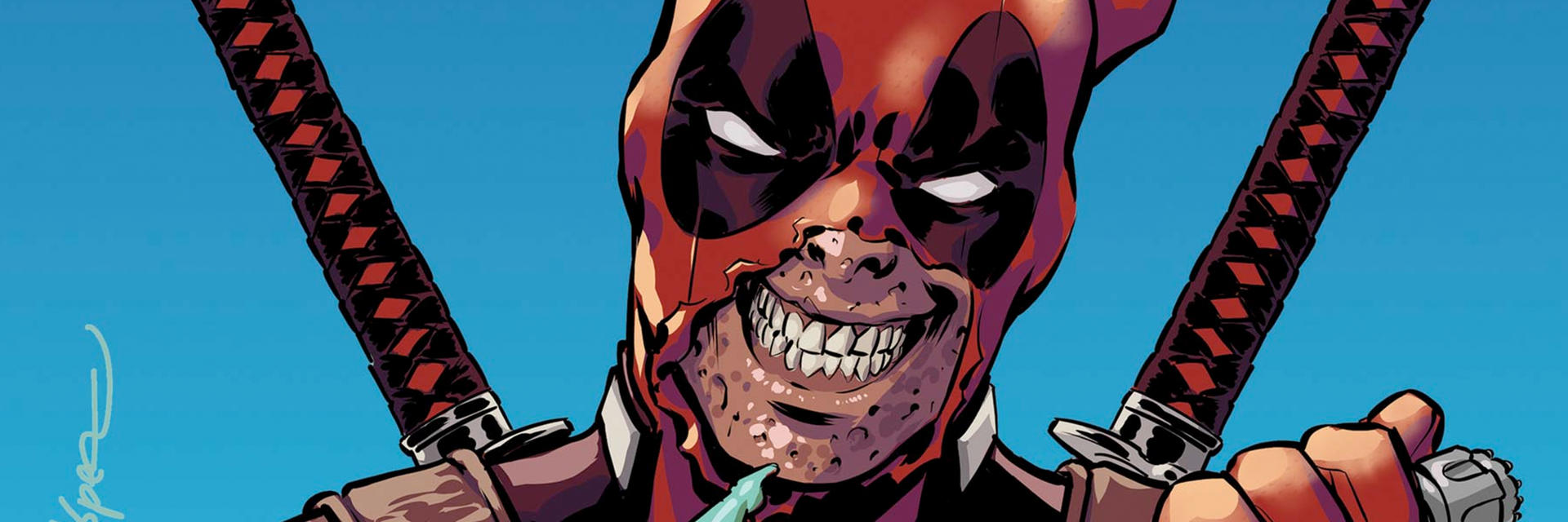 4541b455c Deadpool (Wade Wilson) In Comics Powers, Villains, Abilities | Marvel