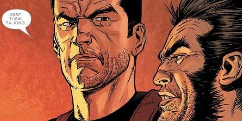 Punisher Wolverine