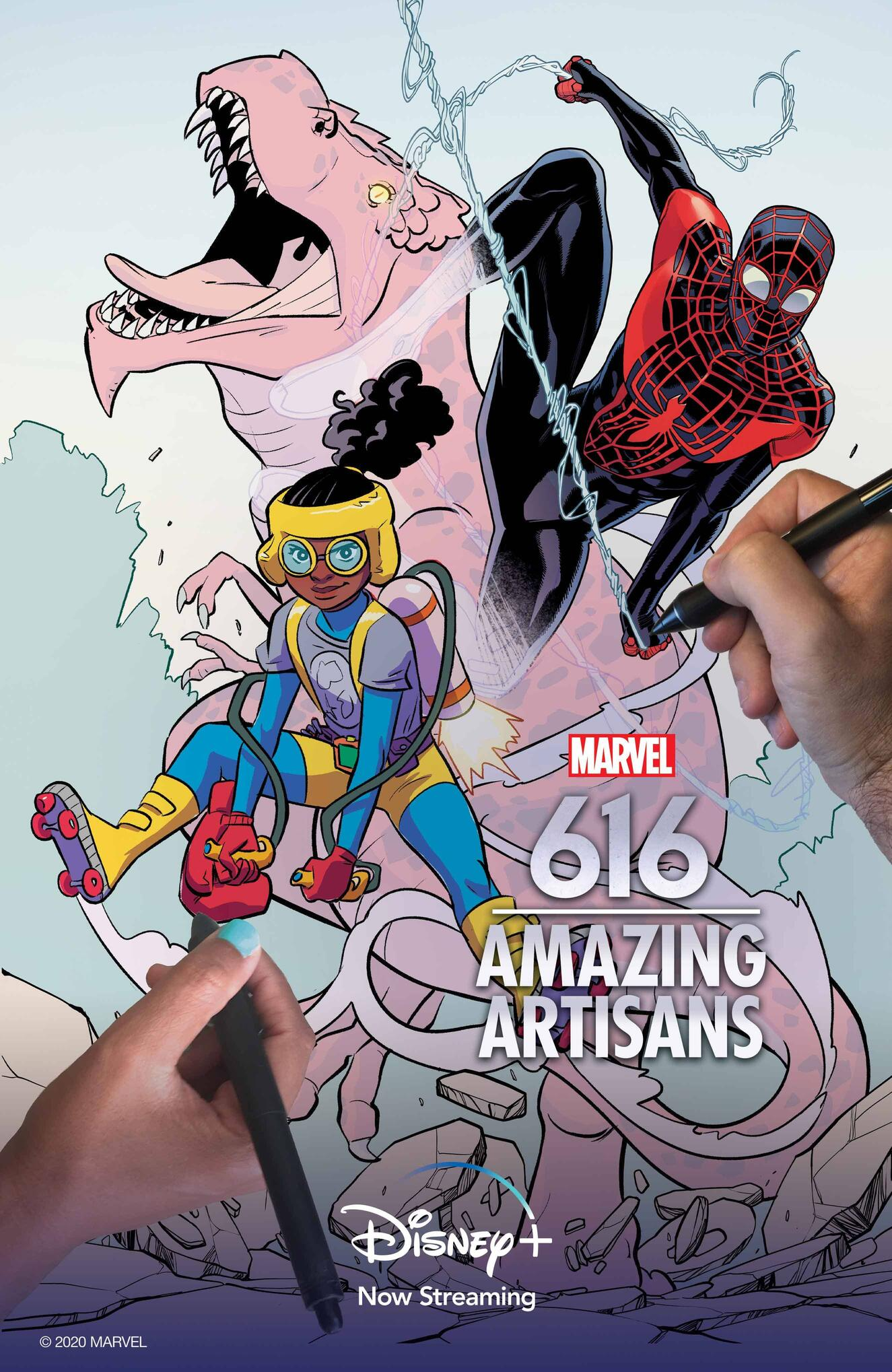 Marvel's 616 Amazing Artisans