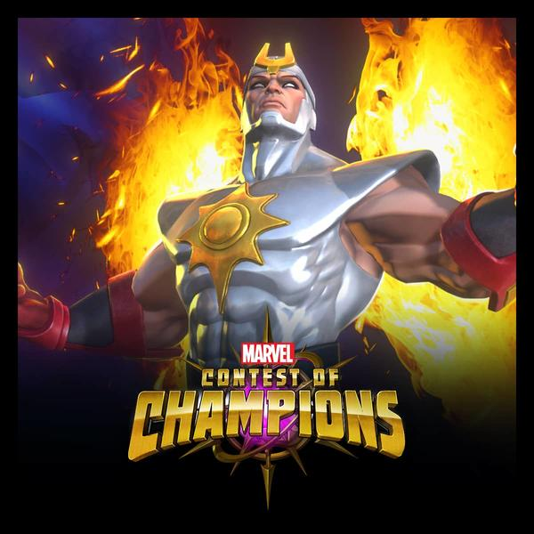 Marvel Insider Marvel Contest of Champions Air-Walker Questing Bundle