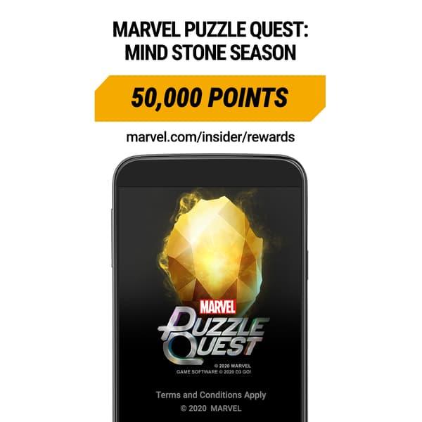 Marvel Insider Marvel Puzzle Quest Mind Stone Season