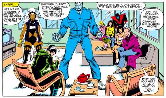 UNCANNY X-MEN (1963) #171