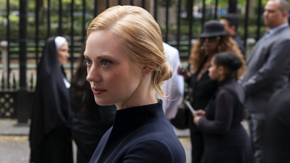 Deborah Ann Woll as Karen Page in 'Marvel's Daredevil' Season 3
