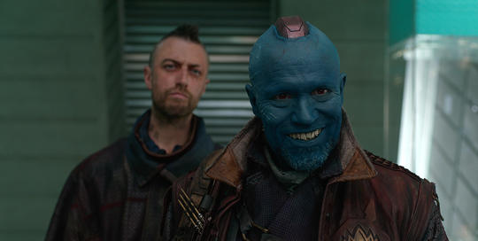 Yondu and Kraglin