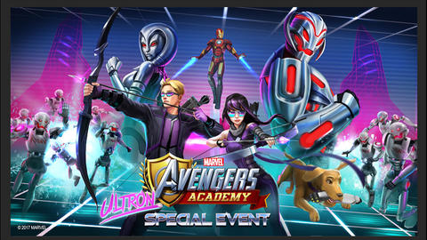 Image for Ultron Brings a Robot Revolution to 'Marvel Avengers Academy'
