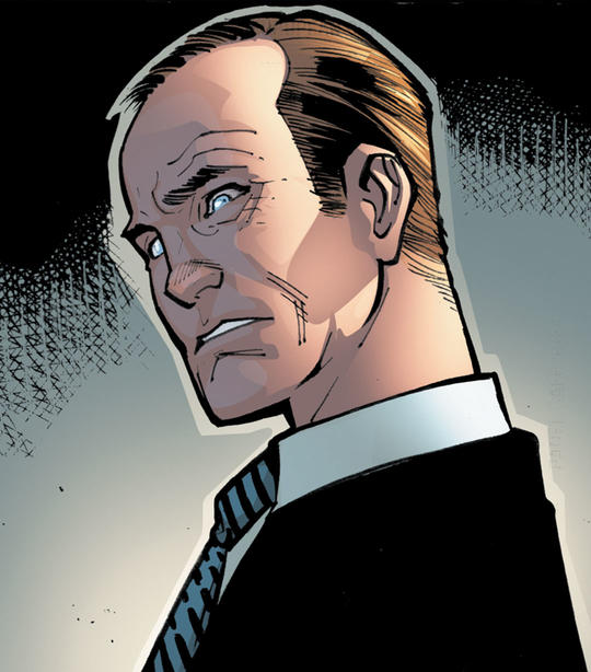 Phil Coulson Card