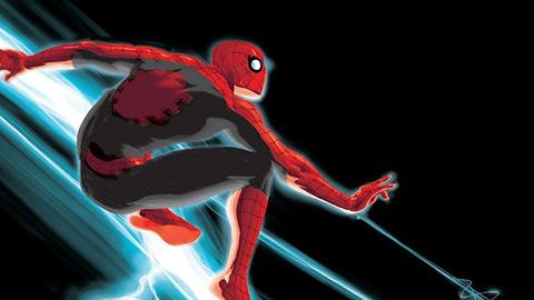 Image for The History of Spider-Man: 2001