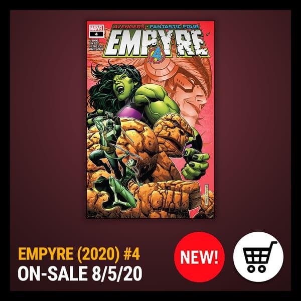 Marvel Insider EMPYRE (2020) #4
