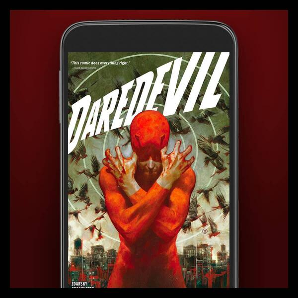 Marvel Insider DAREDEVIL BY CHIP ZDARSKY VOL. 1: KNOW FEAR Digital Comic Collection