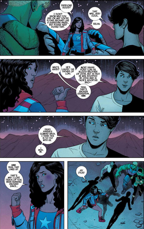 YOUNG AVENGERS (2013) #3, page 8