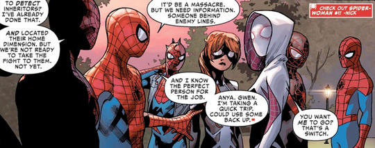 Spider-Woman (Gwen Stacy) In Comics Powers, Enemies, History | Marvel