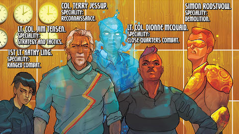 Image for Ultimates: Troublemakers