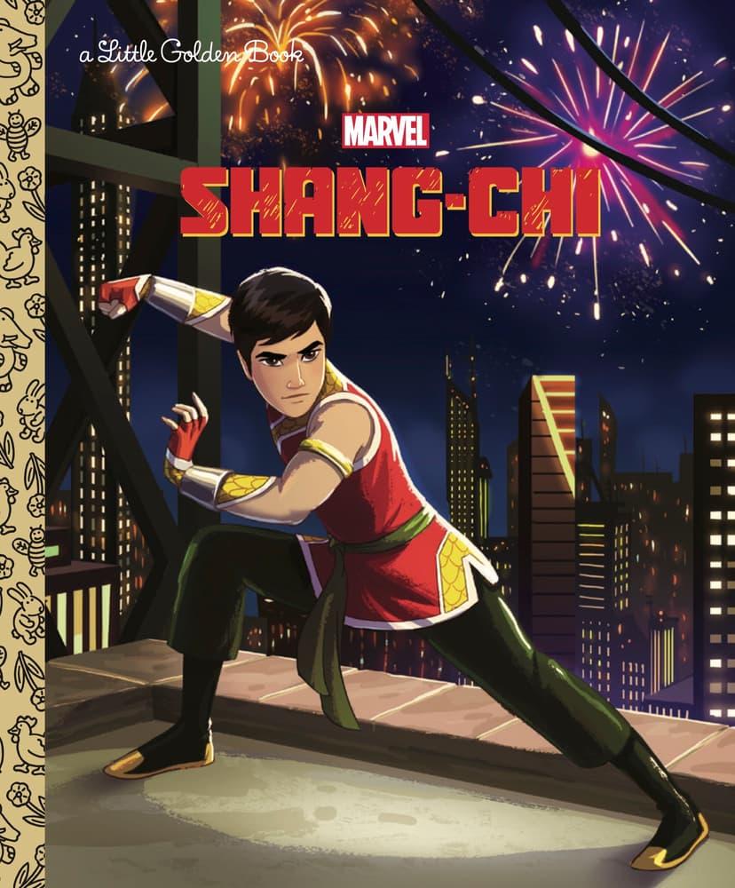 Shang-Chi Little Golden Book