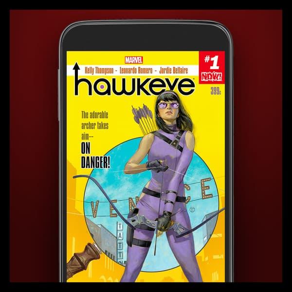 Marvel Insider Hawkeye Kate Bishop