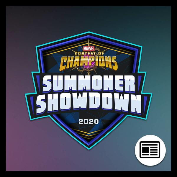 Marvel Insider Marvel Contest of Champions Summoner Showdown 2020 Tournament Announced