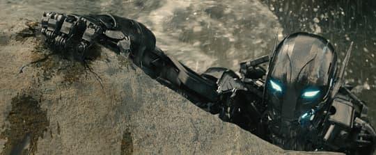 Ultron climbing