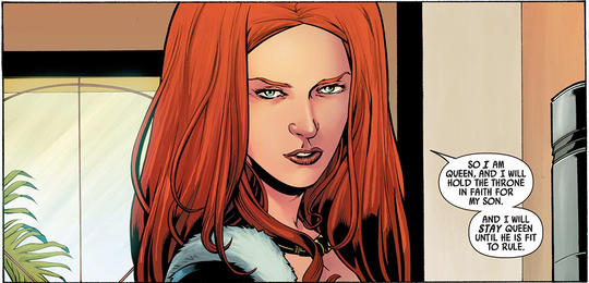 Queen of the Inhumans