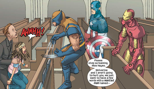 Runaways and the Avengers