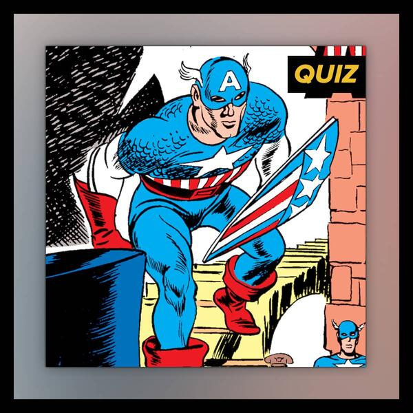 Marvel Insider WHEN DID THESE SUPER HEROES MAKE THEIR FIRST COMICS APPEARANCE? Take the quiz and test your knowledge!