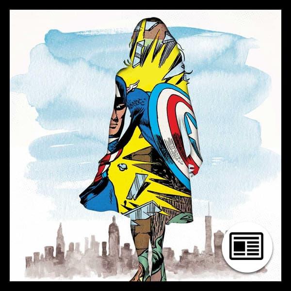 Marvel Insider My Captain America Joe Simon Book